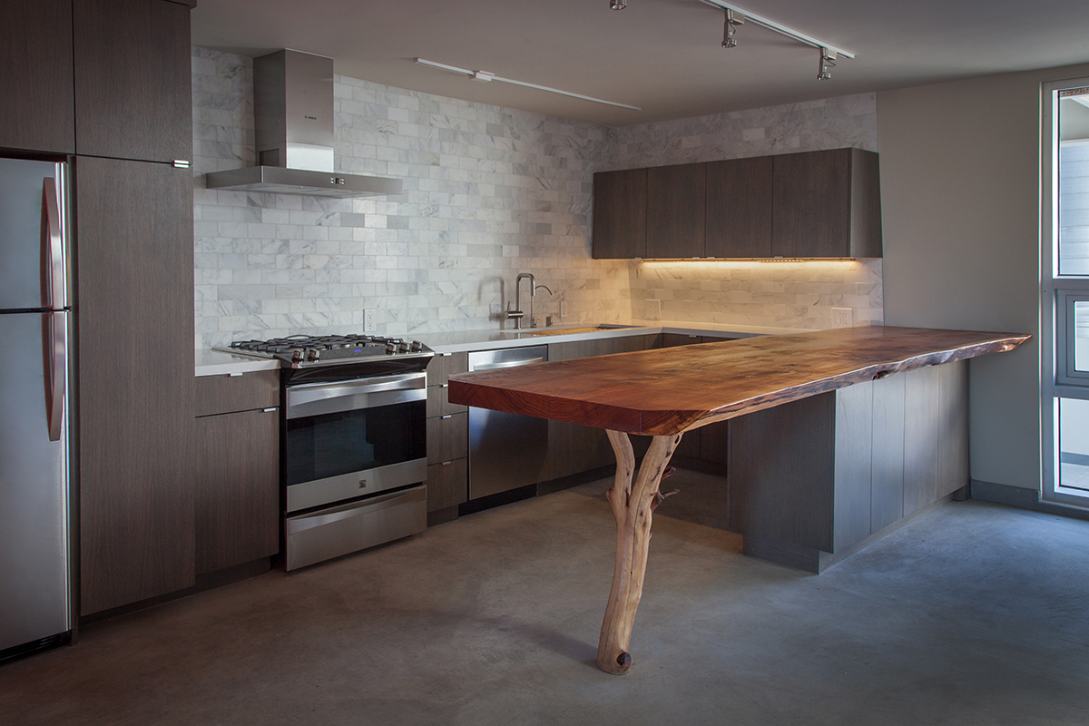 Venice Loft Kitchen